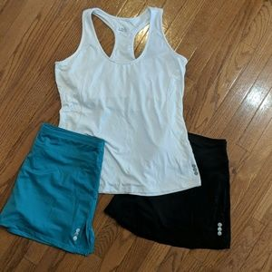 Jofit women's tank and skirt, tennis golf NWOT